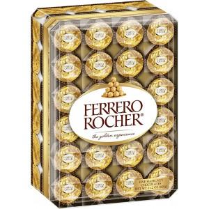 Bombones Ferrero Rocher Estuche 48 un