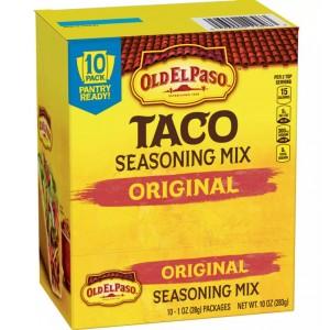 Sazonador Tacos Old El Paso