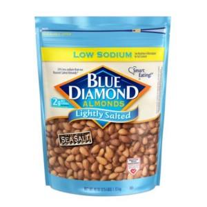 Almendras Poco Saladas Blue Diamond