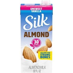 Leche de Almendras Silk Almond