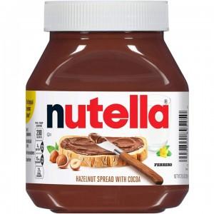 Crema Avellanas con Cacao Nutella