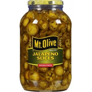 Jalapeños Mt. Olive