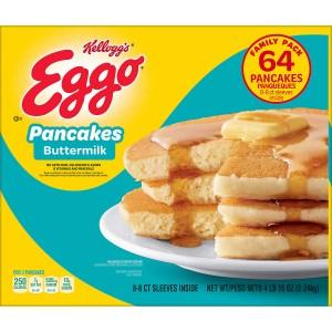 Pancakes Eggo Kellogg's