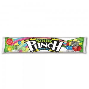 Masticable Sour Punch Arcoiris
