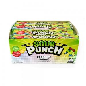 Masticables Sour Punch Rainbow