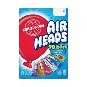 Masticables Airheads Caja Variedad 90 uni