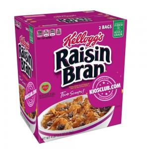 Cereal con Pasas Raisin Bran Kellogg's