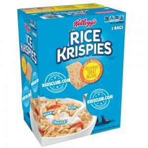 Cereal Rice Krispies Kellogg's