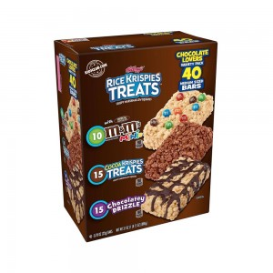 Barrita Rice Krispies Treats Kellogg's Variedad