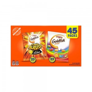 Goldfish Caja Variedad 45 uni