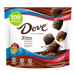 Chocolates Promises Dove