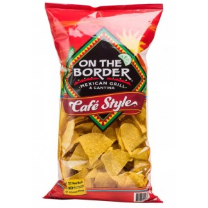 Tortilla Chips On The Border