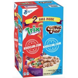 Cereales Trix & Cookie Crisp General Mills