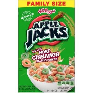 Cereal Apple Jacks Kellogg's