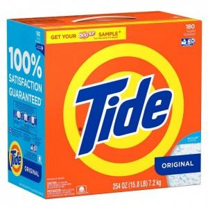 Detergente en Polvo Tide
