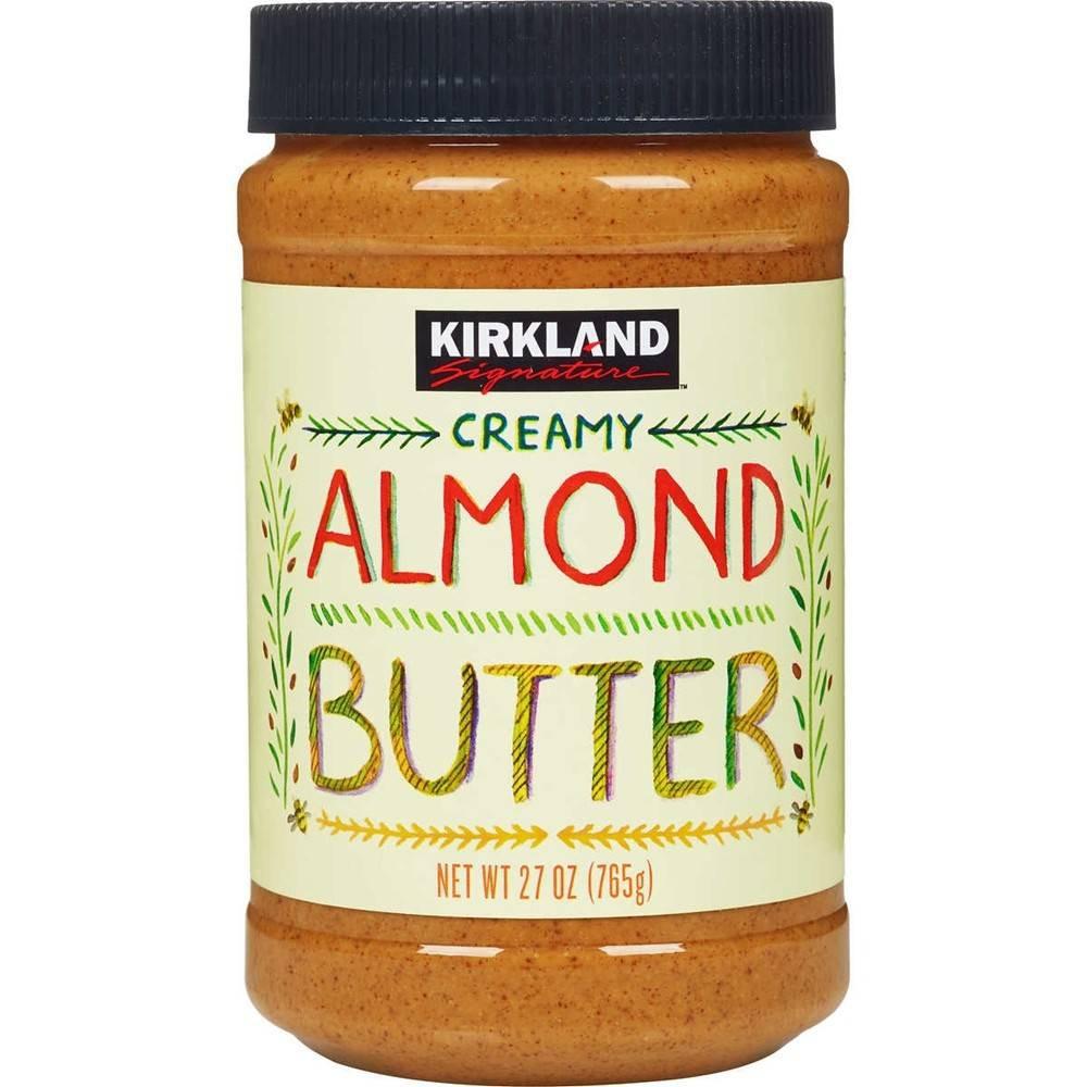 Mantequilla de Almendras Kirkland