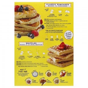 Mezcla Pancakes Bisquick
