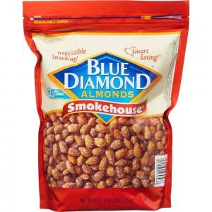 Almendras Ahumadas Blue Diamond