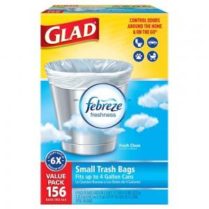 Bolsas de basura aromatizadas Glad 156 und