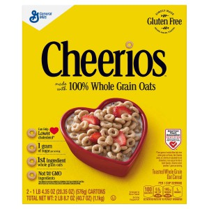 Cereal Cheerios 576 Gr