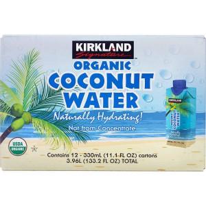 Agua de Coco Orgánico Kirkland