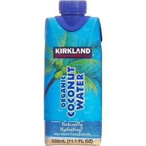 Agua de Coco Orgánica Kirkland Pack 12x330ml