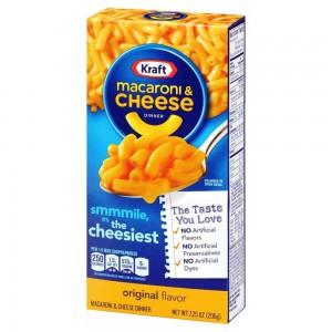 Kraft Macaroni & Cheese