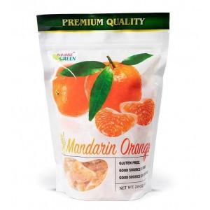 Mandarina Deshidratado Paradise Green