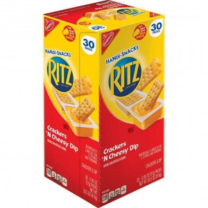 Snack Galleta Queso Ritz