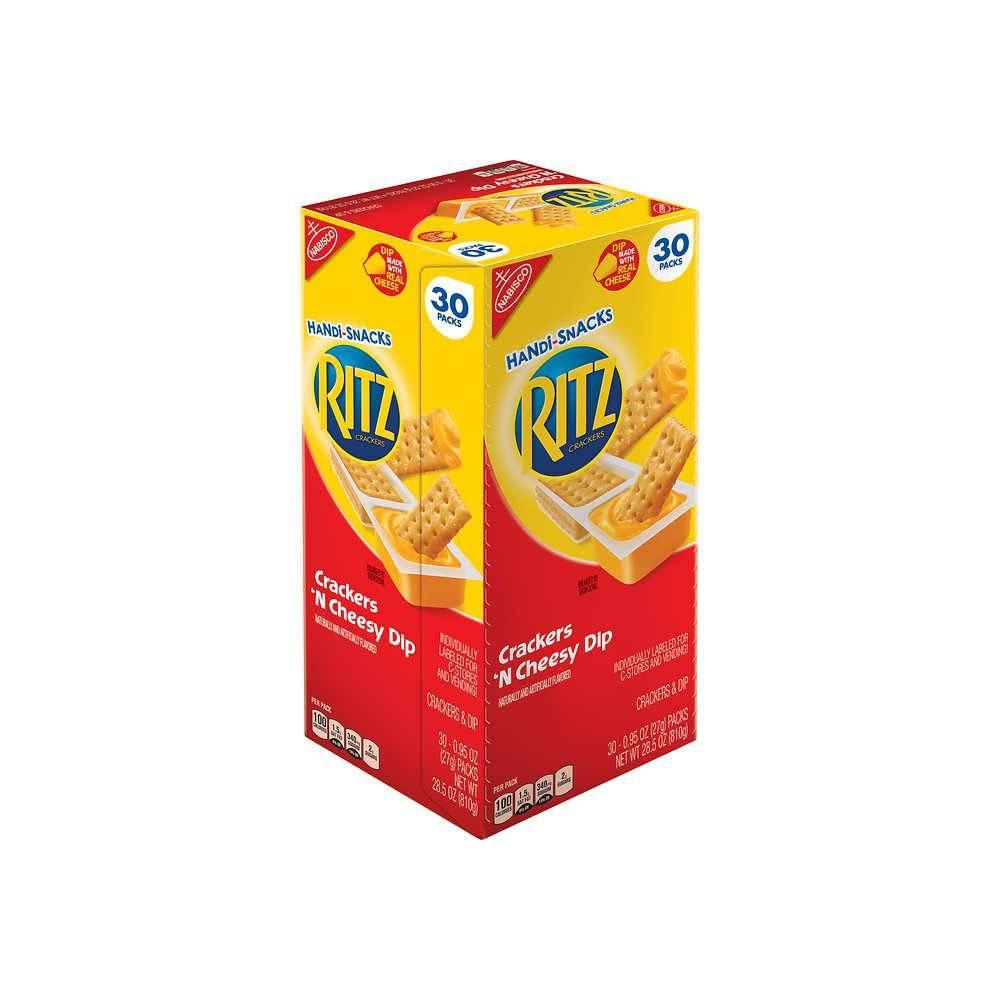 Snack Galleta Queso Ritz
