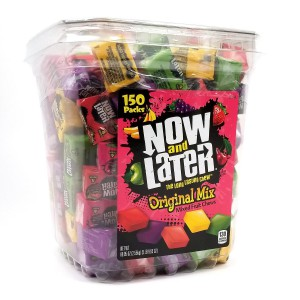Fruit Chews Candy Now & Later