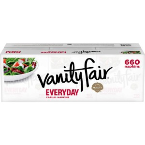 Servilletas Vanity Fair Paquete De 660Uni