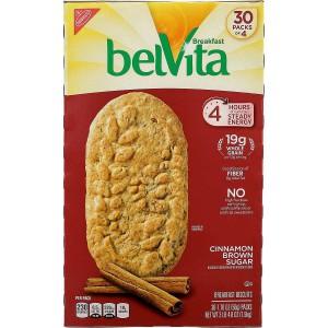 Galletas Azucar Canela Belvita 30/50 gr