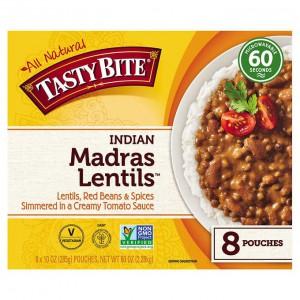 Lentejas De Madras Tasty Bite
