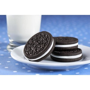Galletas Sandwich de Chocolate Oreo