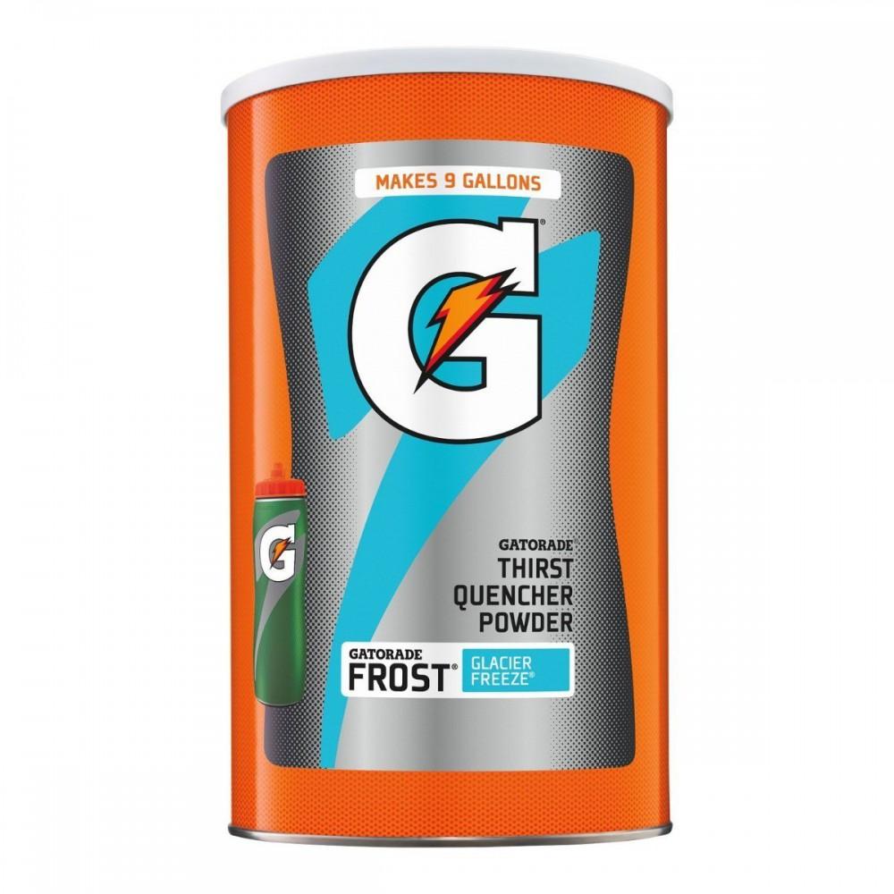 Gatorade Glacier Freeze En Polvo, Drink Mix, 2,7 Kg