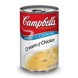 Crema de Sopa de Pollo Campbell's