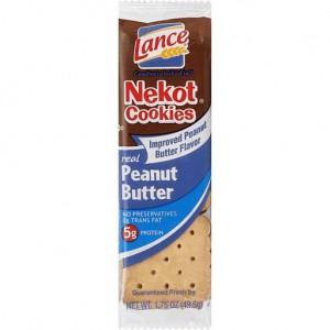 Galletas Nekot Peanut Butter