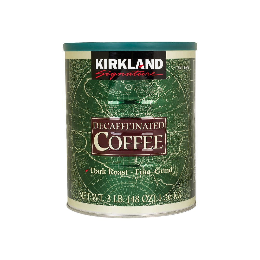 Café Descafeinado Kirkland 1.36 Kg