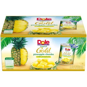 Trozos de Piña Tropical Gold Dole