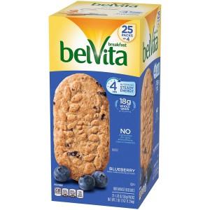 Galletas de desayuno Belvita Blueberry 25 Unid.