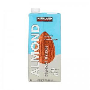 Bebida de Almendras sin Lactosa Kirkland Signature Almond