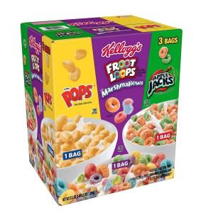 Cereal Kellogg's Caja Variedad 3 uni