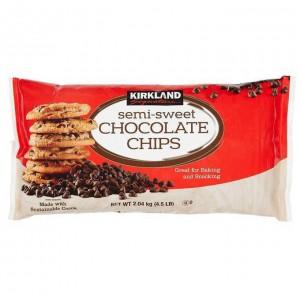 Chips Chocolate Semi Dulce Kirkland