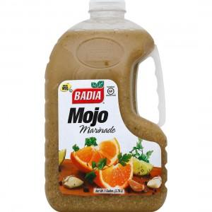 Mezcla de Especies y Citricos para Marinar Badia Mojo Marinade, 3,79 Lt