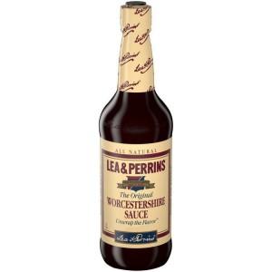 Salsa Worcestershire Lea & Perrins