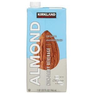 Kirkland Signature Almond Non-Dairy Beverage, Unsweetened 946ml