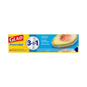 Glad Press'n Seal Food Plastic Wrap 140 sq
