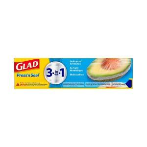 Plástico para envolver alimentos Glad Press'n Seal Food