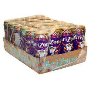Arizona Fruit Juice Cocktail, Fruit Punch 24x680ml
